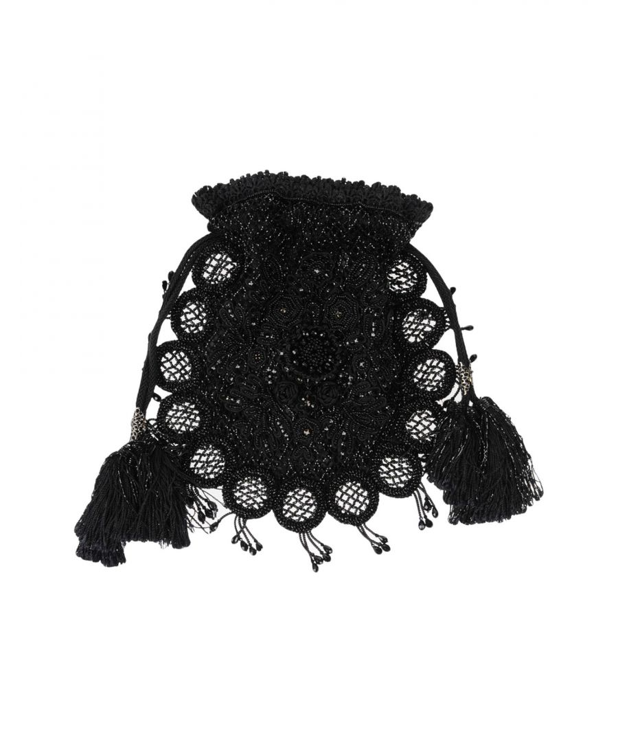 Image for Dsquared2 Embroidered Bucket Bag