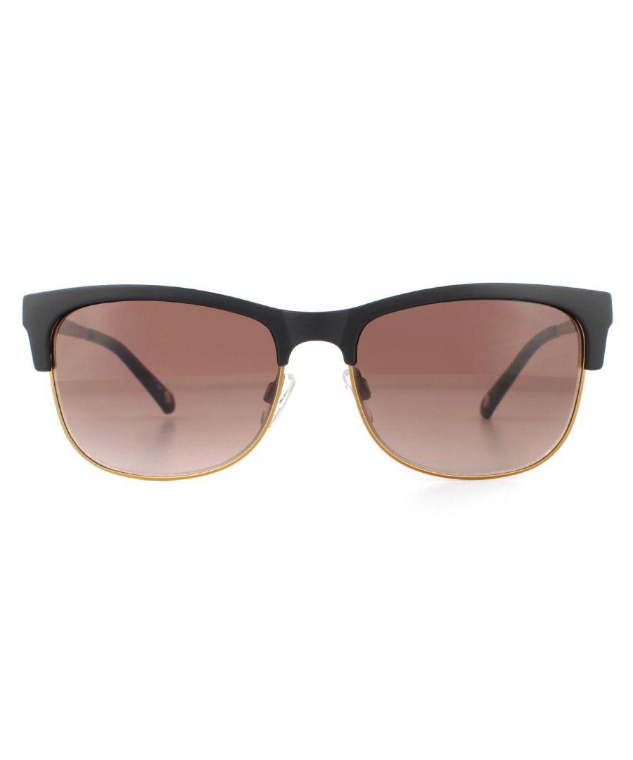 Image for Ted Baker Sunglasses TB1528 Dalton 001 Black Red