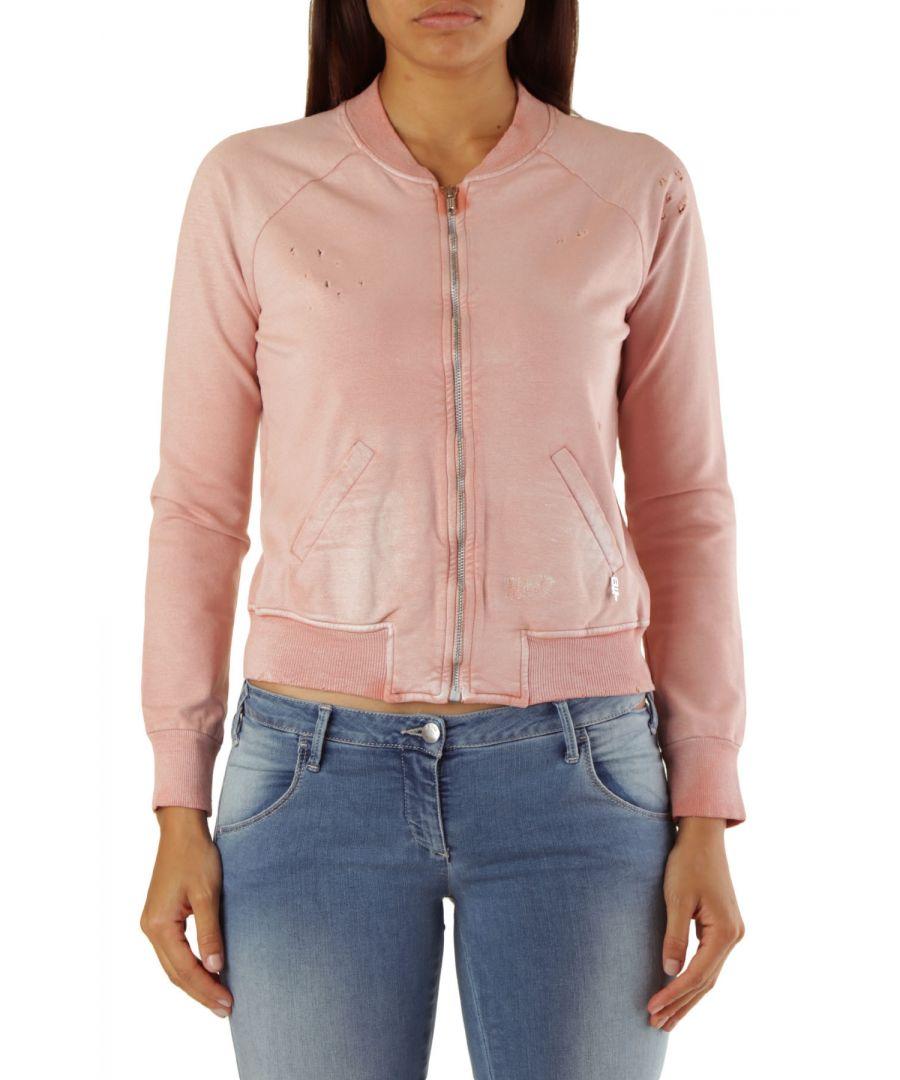 Image for Met Women's Sweatshirt In Pink