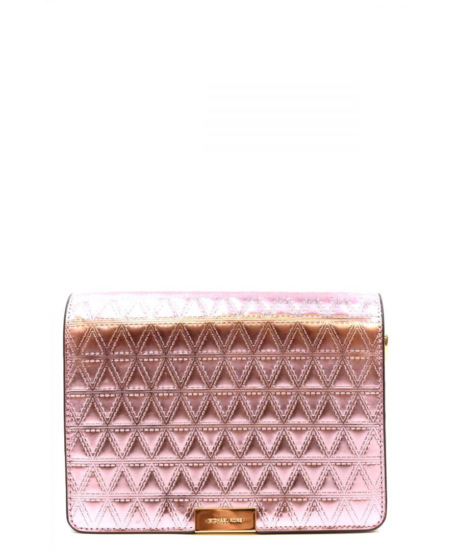 Image for Michael Kors Women's Clutch Bag in Pink