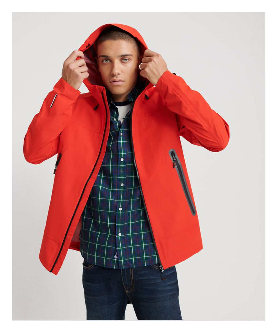 Image for Superdry Hydrotech Waterproof Jacket