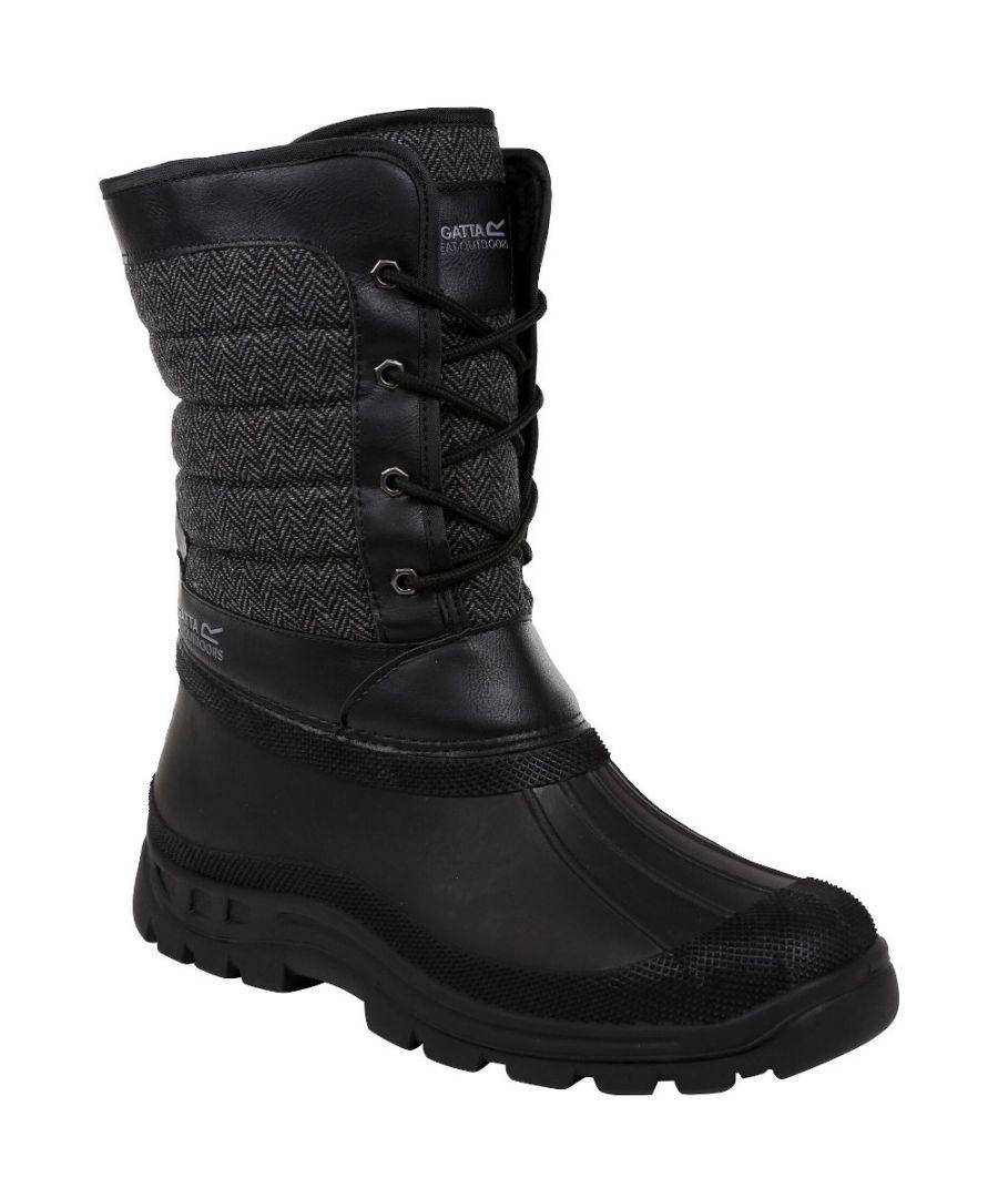 Image for Regatta Mens Okemo Water Repellent Winter Snow Boots