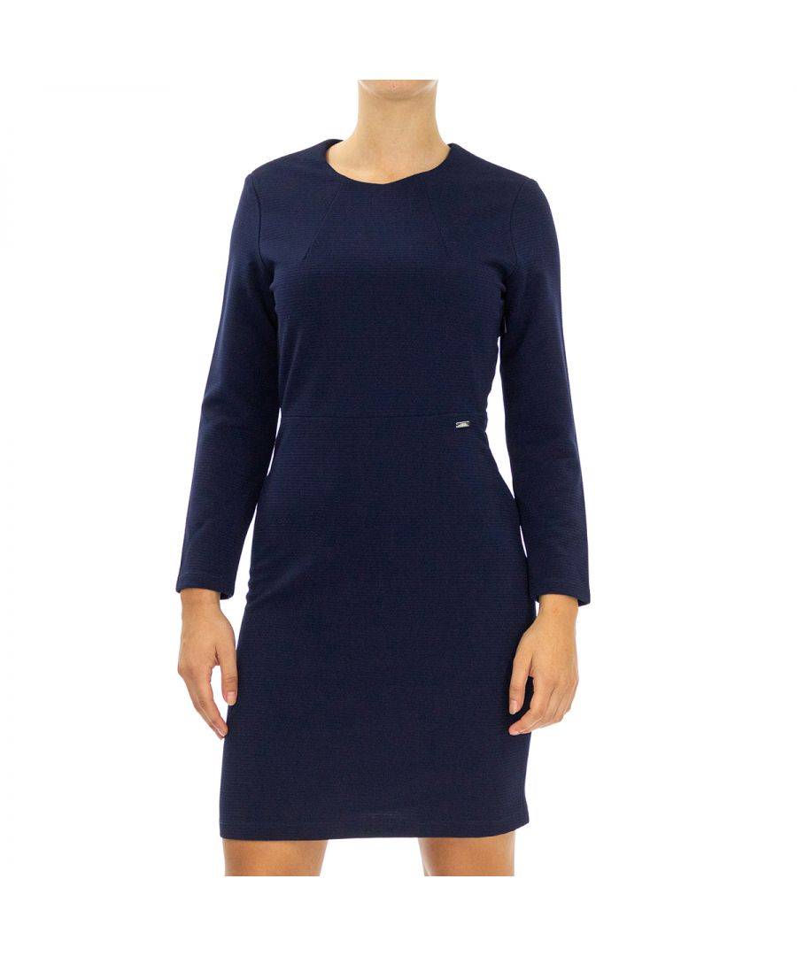 Image for Armani Exchange Women's Dress in Blue