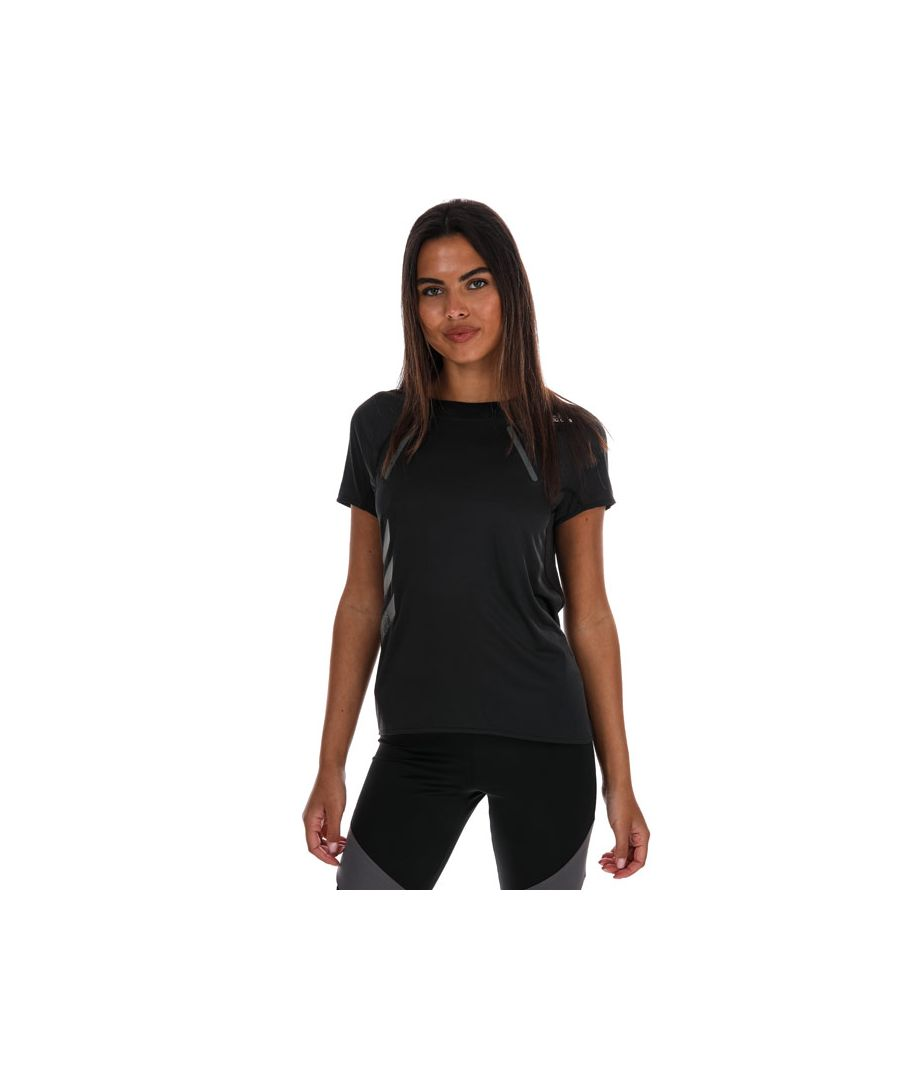 Image for Women's Adidas Heat.Rdy T-Shirt in Black