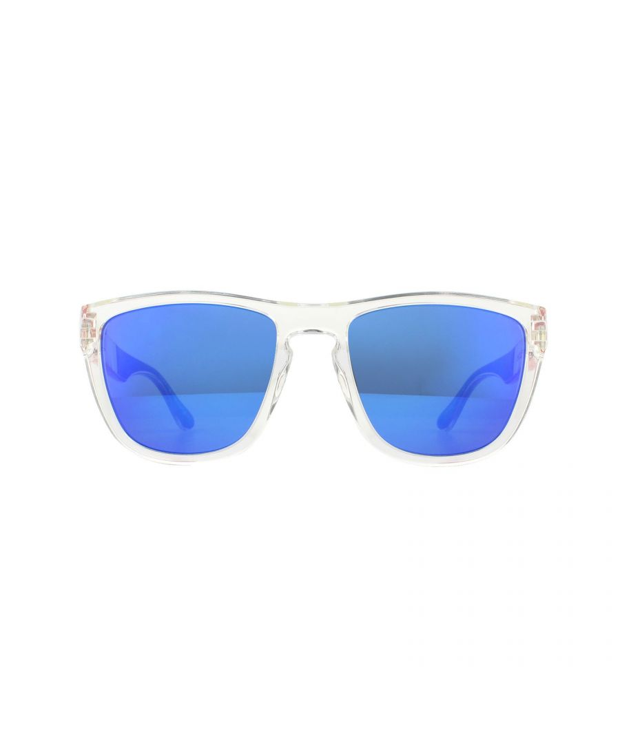 Image for Tommy Hilfiger Sunglasses TH 1557/S QM4 Z0 Crystal Red Blue Mirror