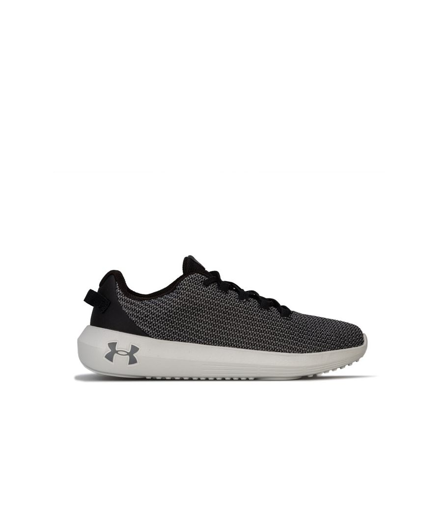 Image for Women's Under Armour Ripple Sportstyle Trainers in Black