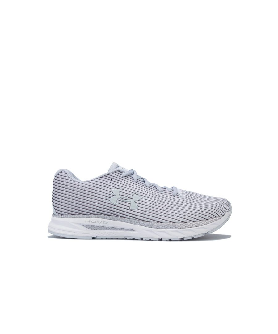 Image for Women's Under Armour UA Hovr Velociti 2 Running Shoes in Grey