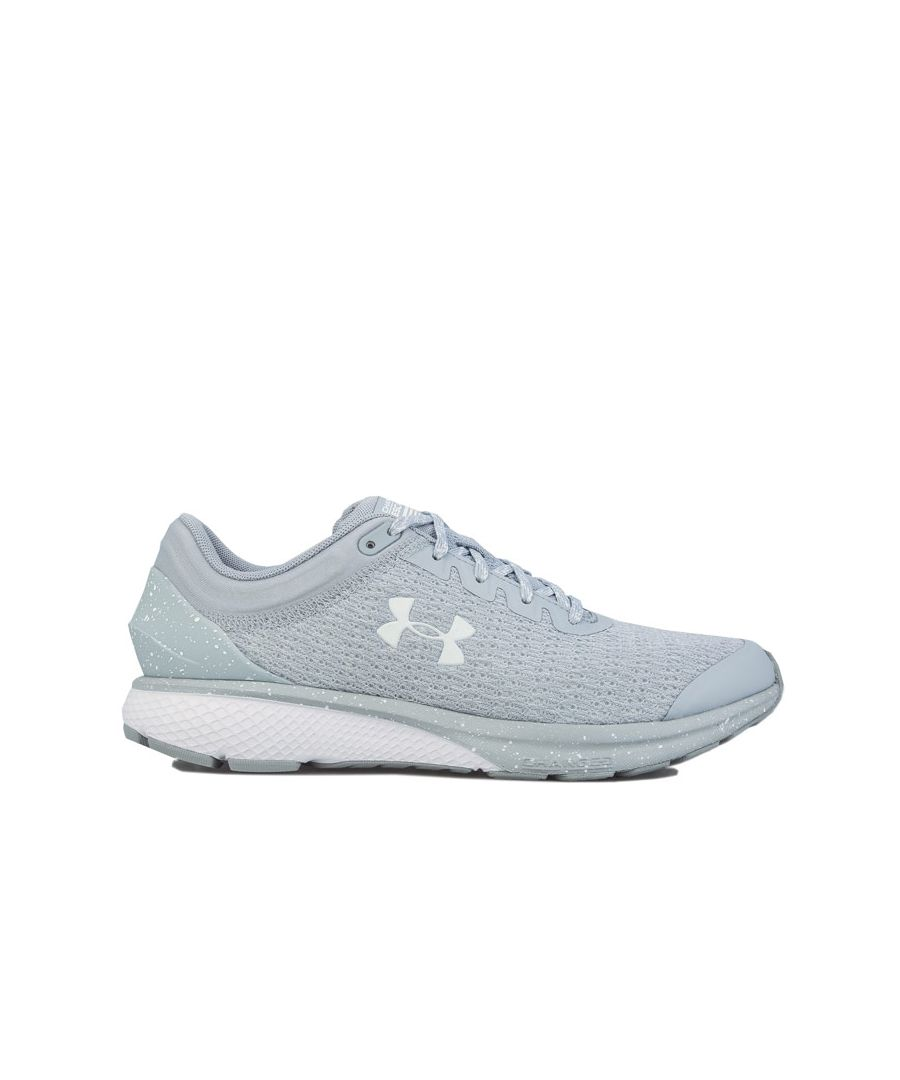Image for Women's Under Armour Charged Escape 3 Reflect Running Shoes Grey UK 4in Grey