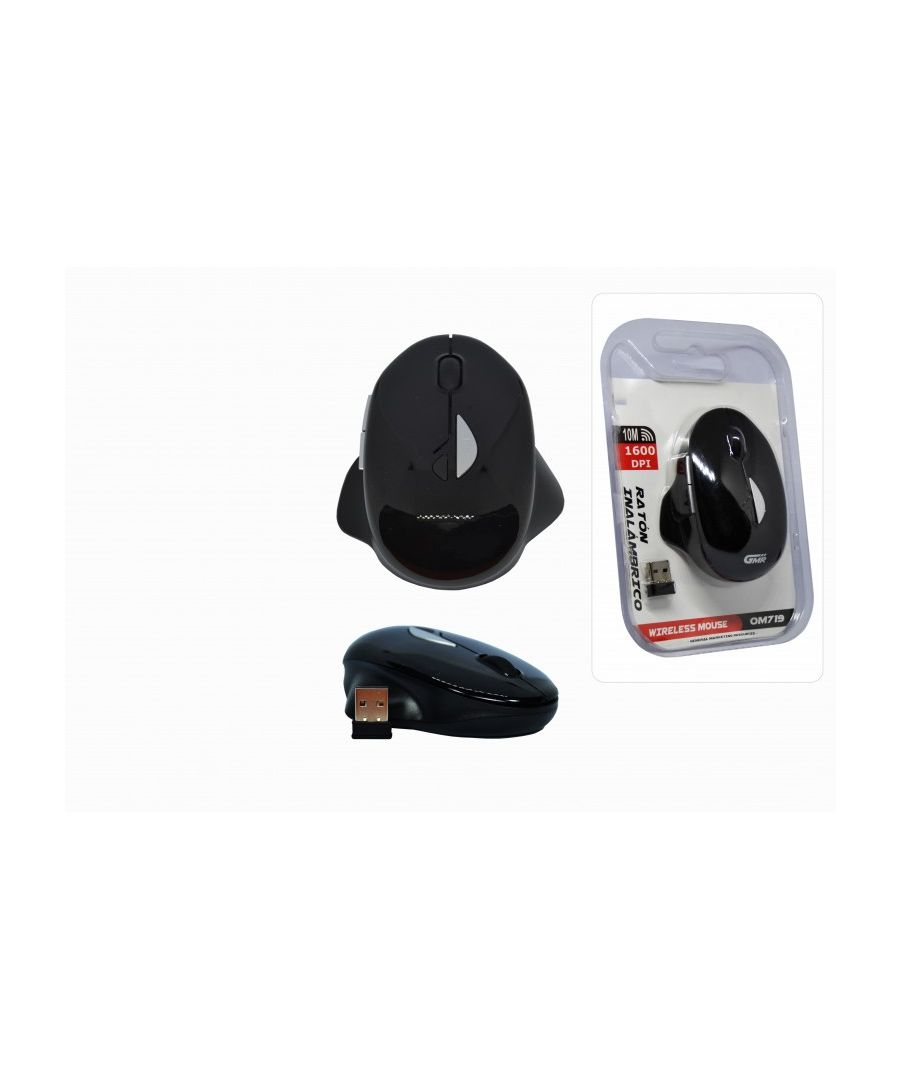 Image for Optical Mouse 1600 DPI 2.4 GHz RF Wireless 10 meters