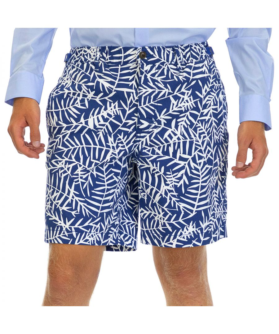 Image for Tommy Hilfiger Men's Shorts Hawa Multicolor