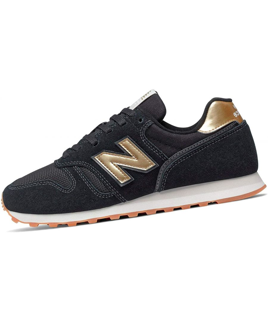 Image for Womens New Balance 373 Sneakers in Navy