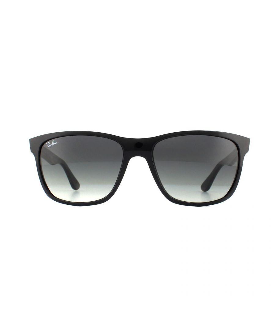 Image for RayBan Sunglasses 4181 601/71 Black Dark Grey Gradient