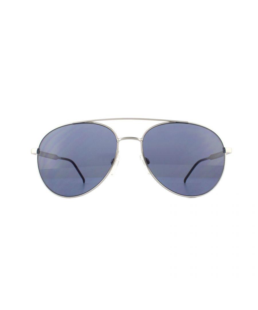 Image for Tommy Hilfiger Sunglasses TH 1653/S 010 KU Palladium Blue Avio