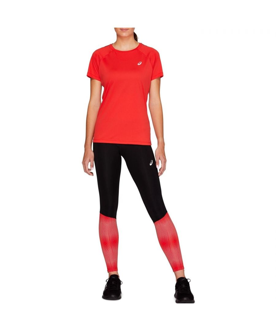 Image for Asics Womens Race Tights Sports Training Fitness Jogging Pants Bottoms