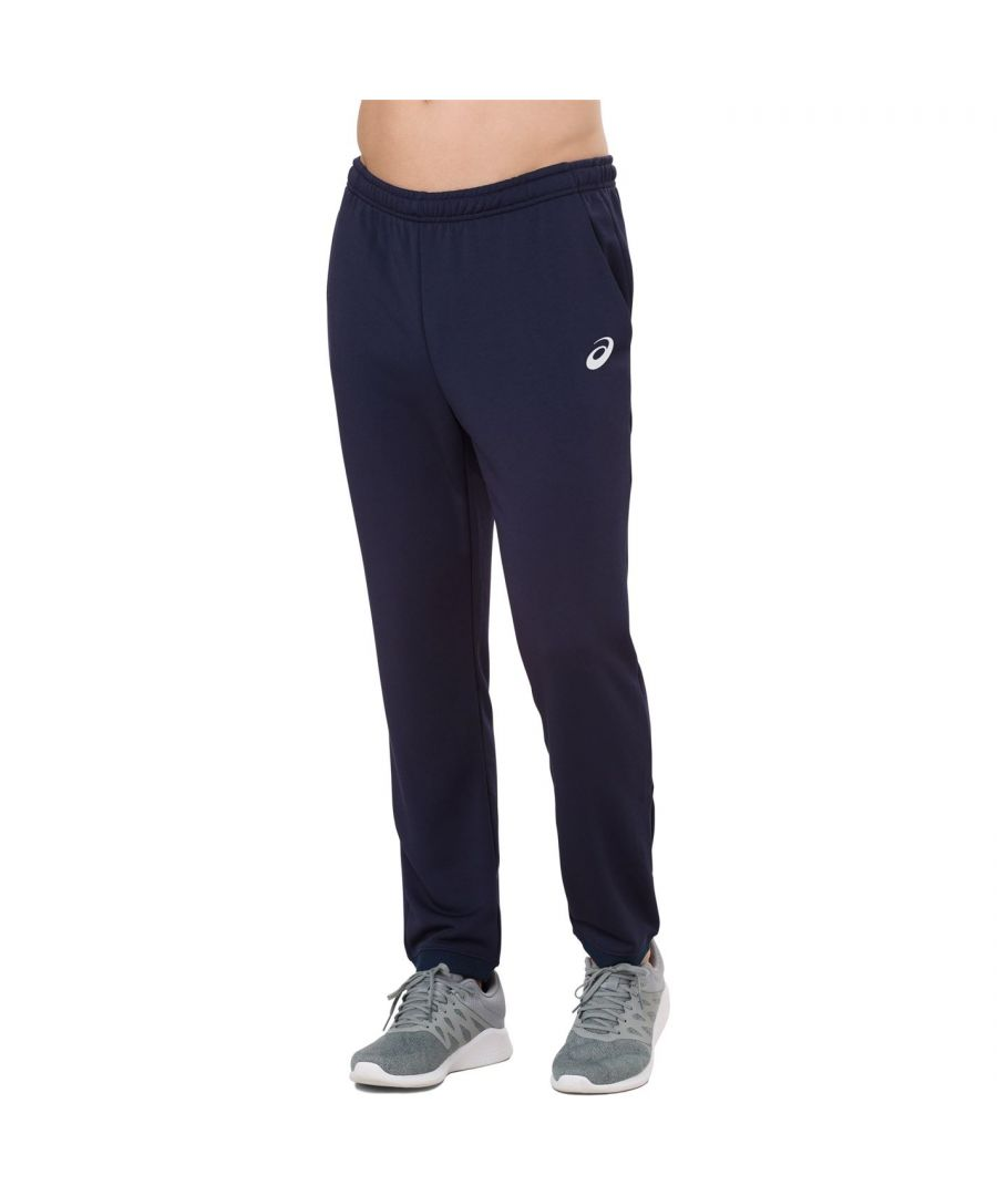 Image for Asics Mens Entry Sweat Pants Sports Training Track Trousers Bottoms