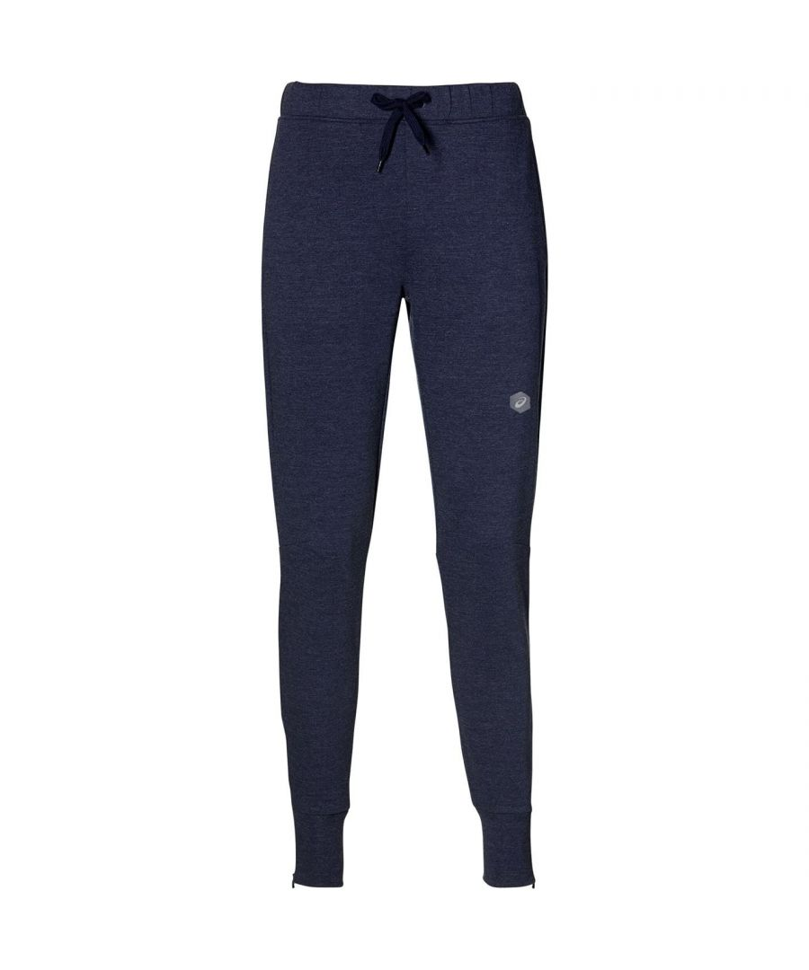 Image for Asics Womens Tailored Pants Joggers Sports Training Track Bottoms