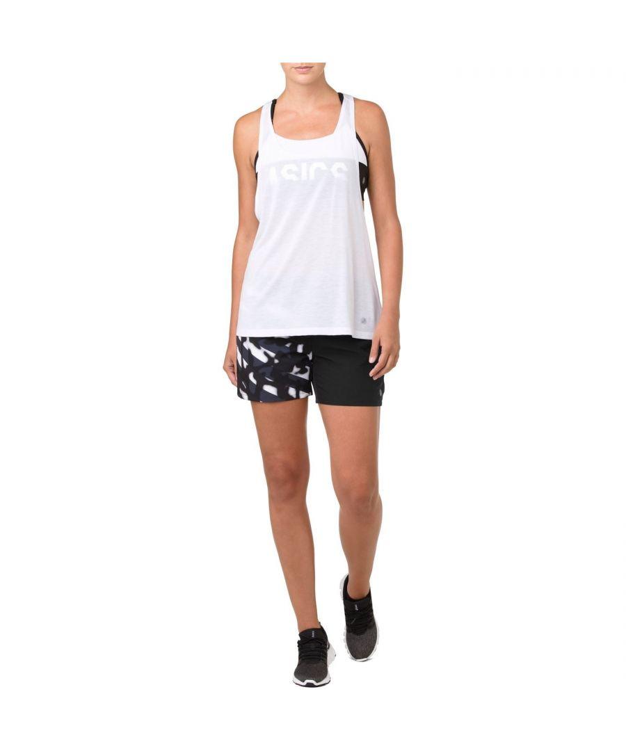 Image for Asics Womens Power Strap Tank Top Sleeveless Sports Training Vest