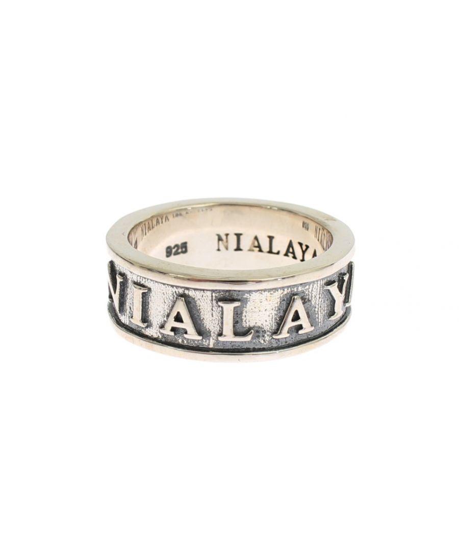 Image for Nialaya Sterling Silver 925 Ring