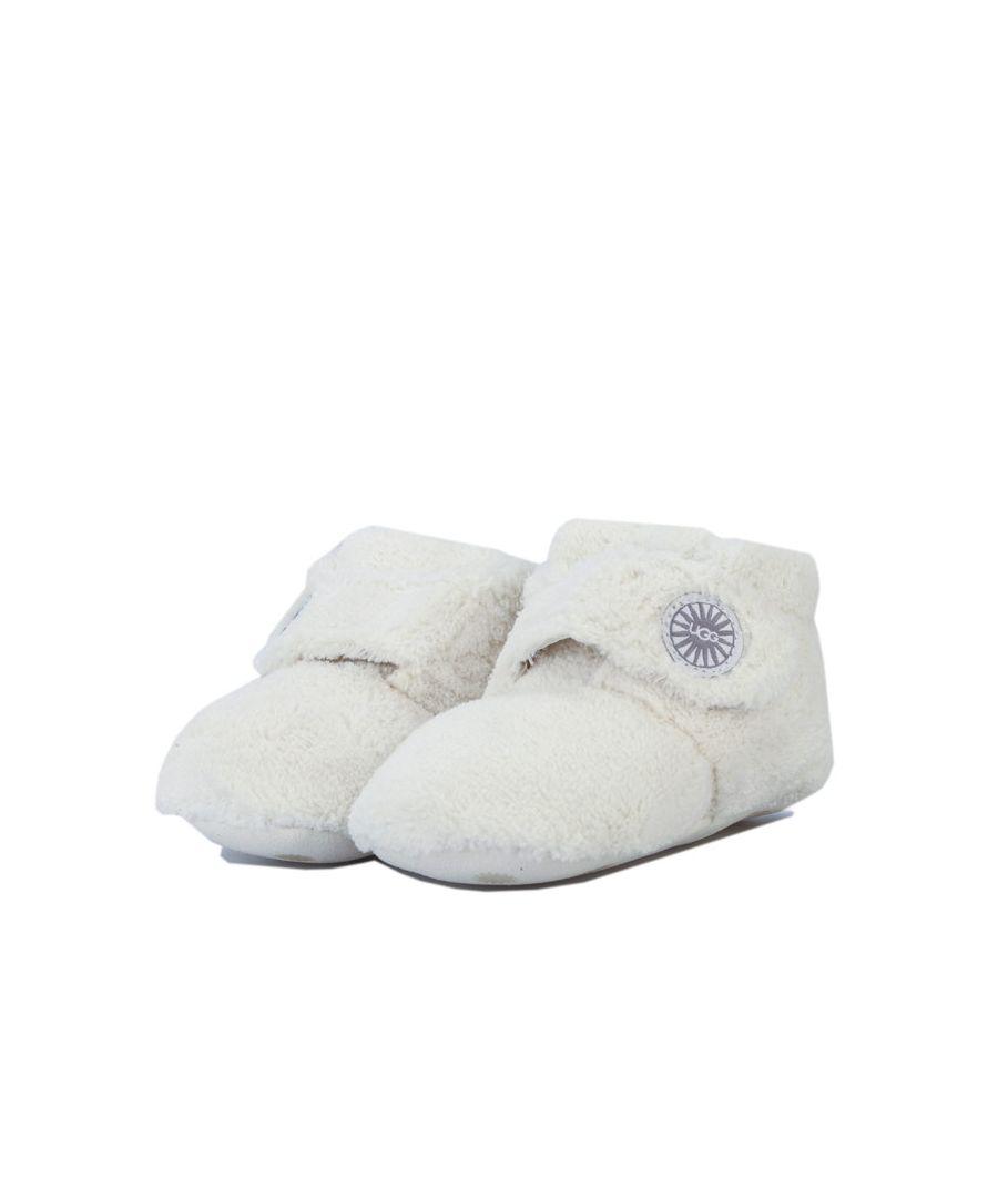 Image for Girl's Ugg Australia Infant Bixbee Boots in Off White
