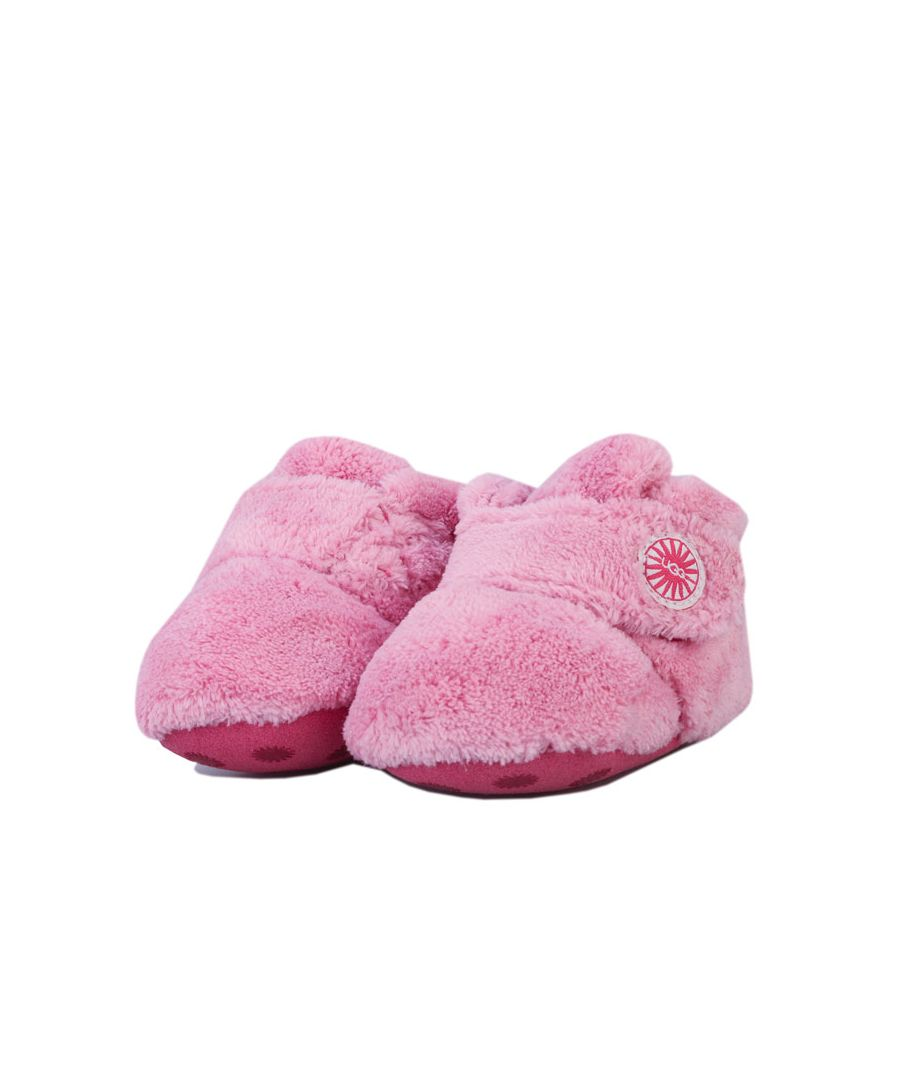 Image for Girl's Ugg Australia Infant Bixbee Boots in Pink