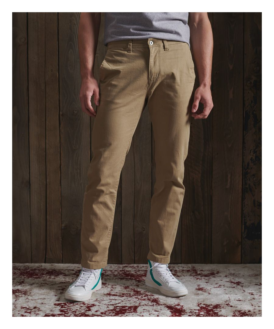 Image for Superdry Core Straight Chinos