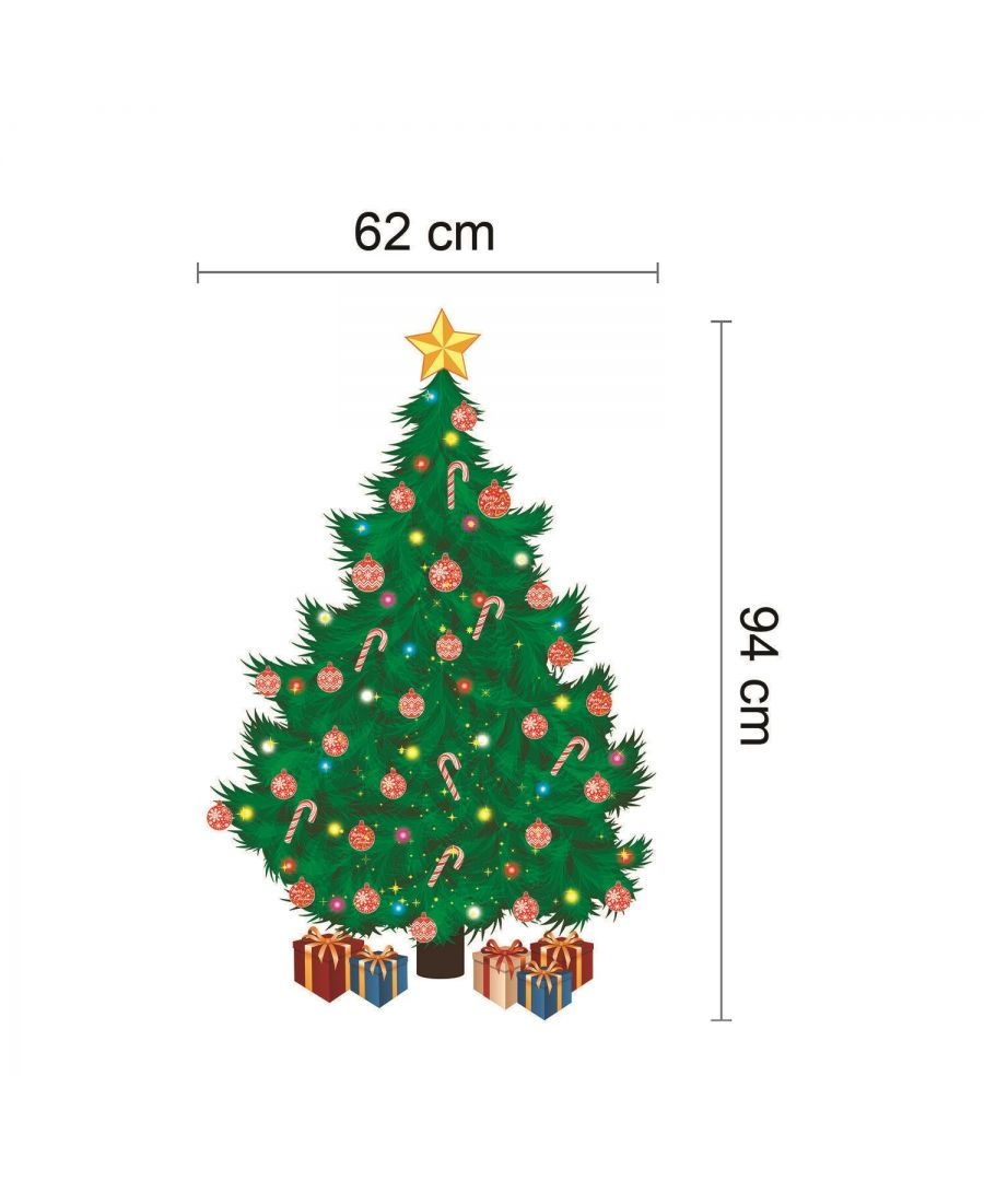Image for WFXC8311 - COM - WS9064 + WS3036 - Magic Traditional Looking Christmas Tree
