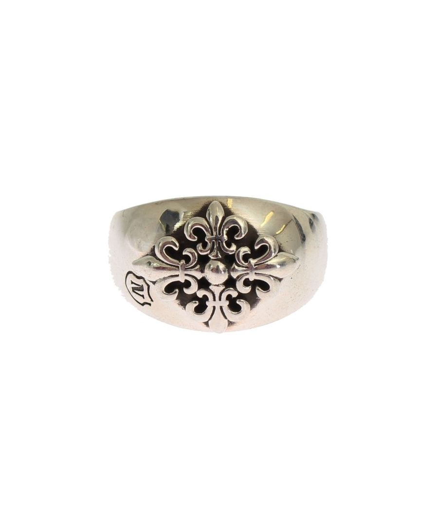 Image for Nialaya Silver Crest 925 Sterling