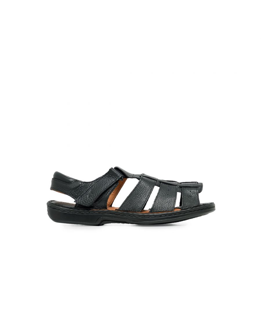 Image for Leather Sandals for Men