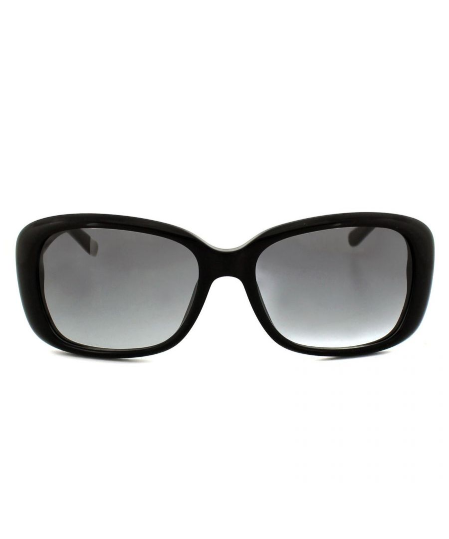 Image for Boss Sunglasses 0613 5JN JJ Black Grey Gradient