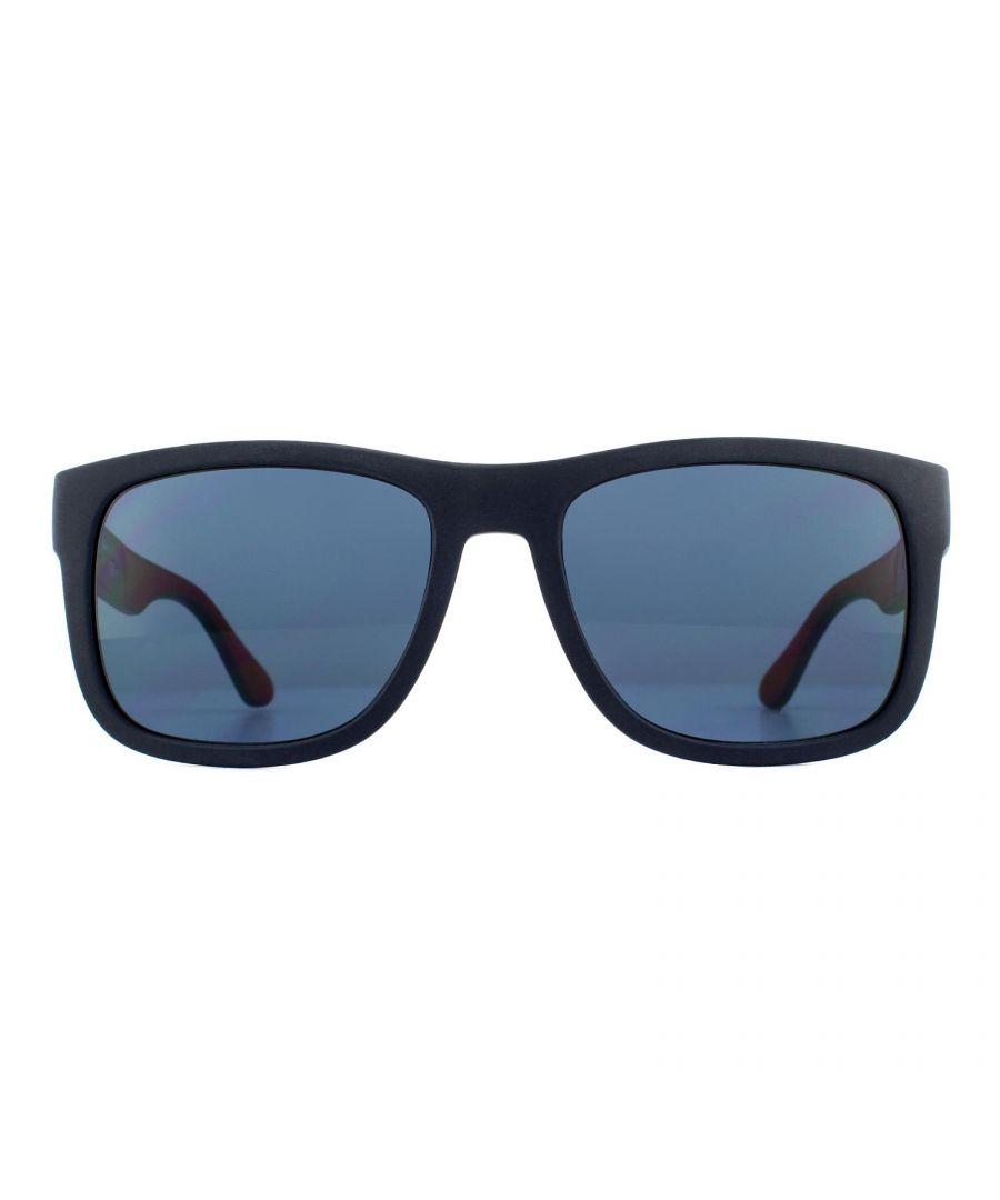 Image for Tommy Hilfiger Sunglasses Th 1556/S 8Ru Ku Blue Blue 56mm