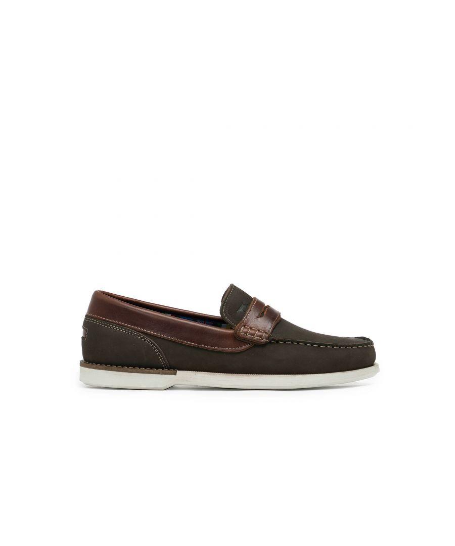Image for Split Leather Loafers for Men