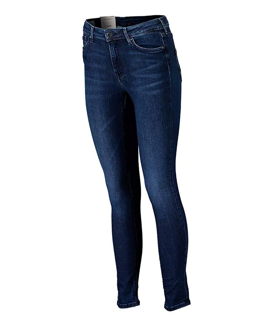 Image for Pepe Jeans Girls Skinny Pixlette Jeans in Blue
