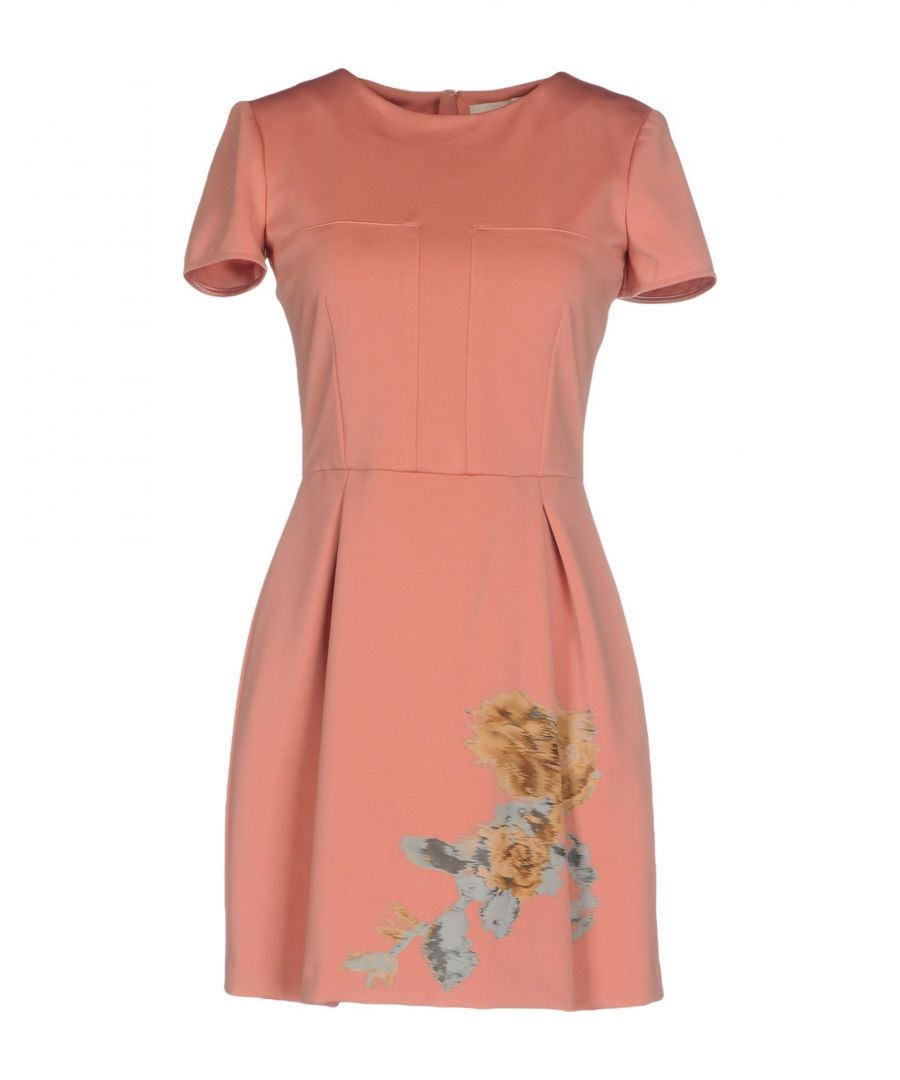 Image for Betty Blue Pink Short Sleeve Dress