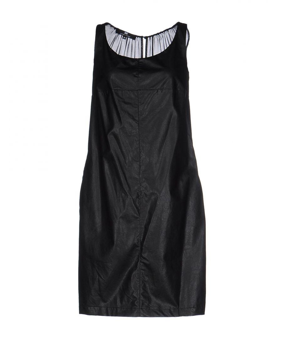 Image for Elisabetta Franchi Black Dress
