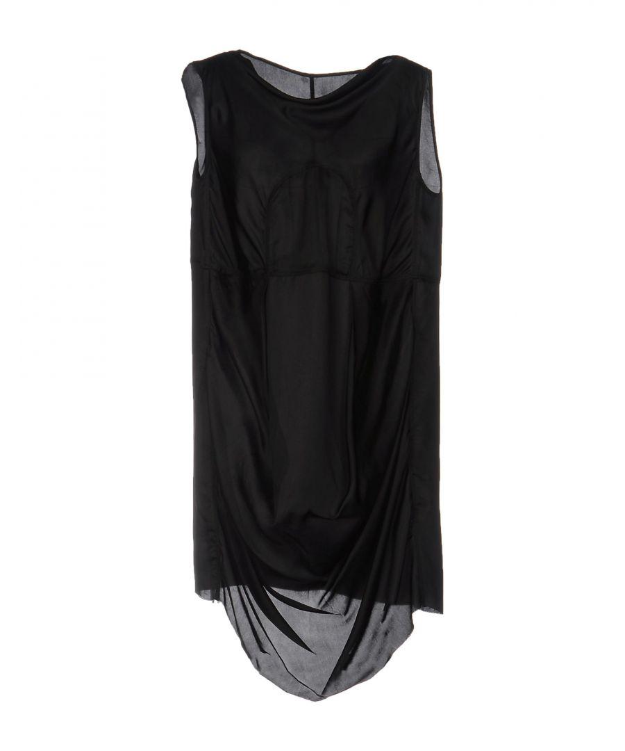 Image for Rick Owens Black Short Dress
