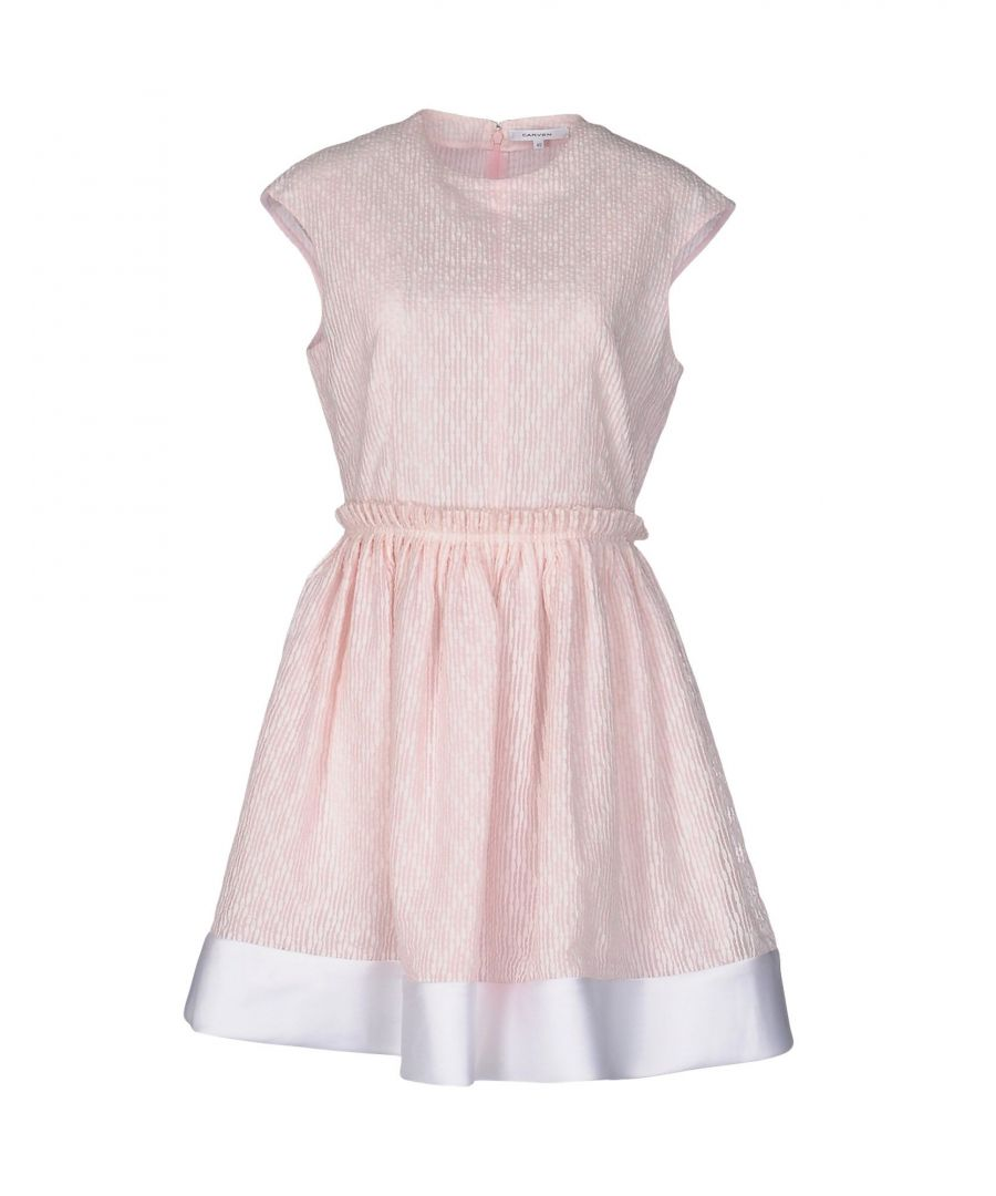 Image for DRESSES Carven Pink Woman Cotton