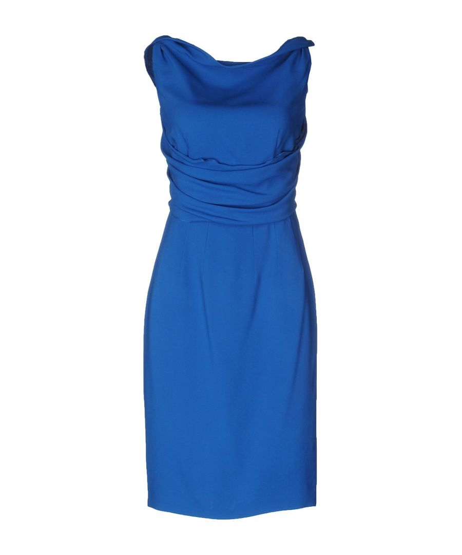Image for Dsquared2 Blue Knee-length Dress