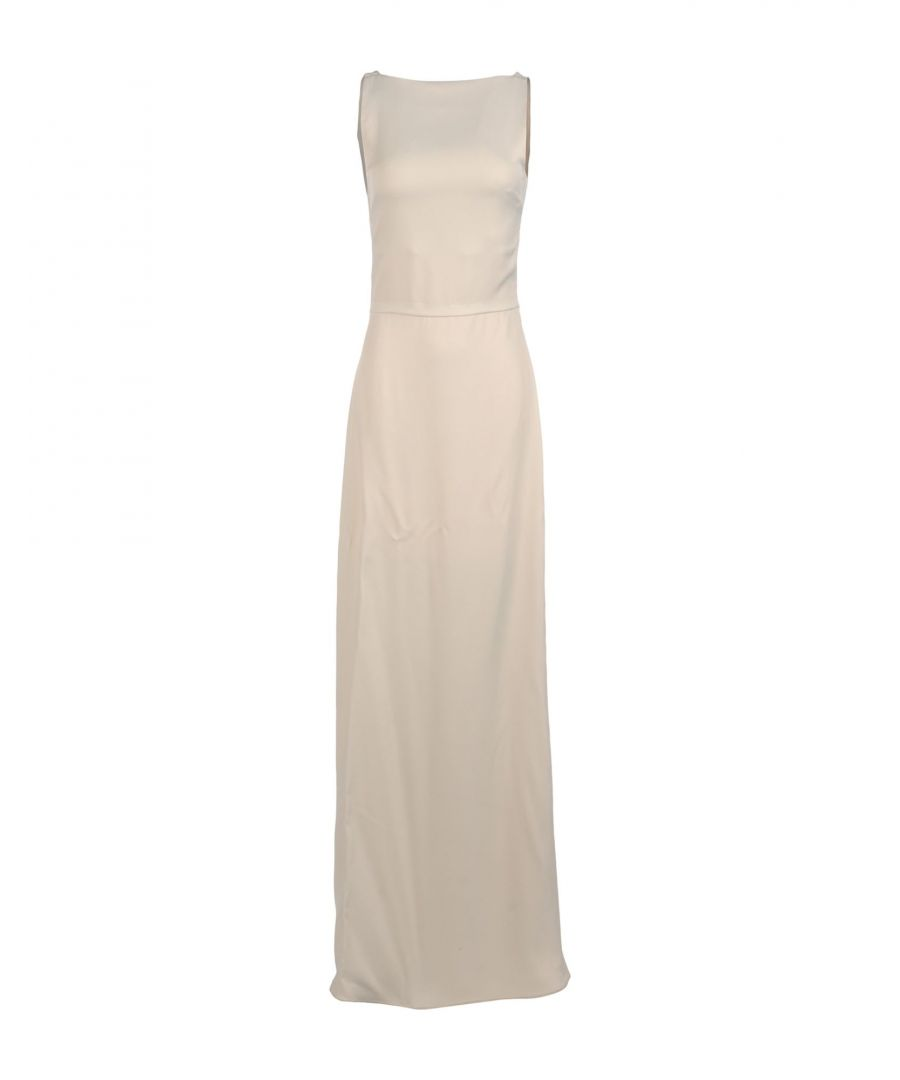 Image for Maison Margiela Light Grey Full Length Dress