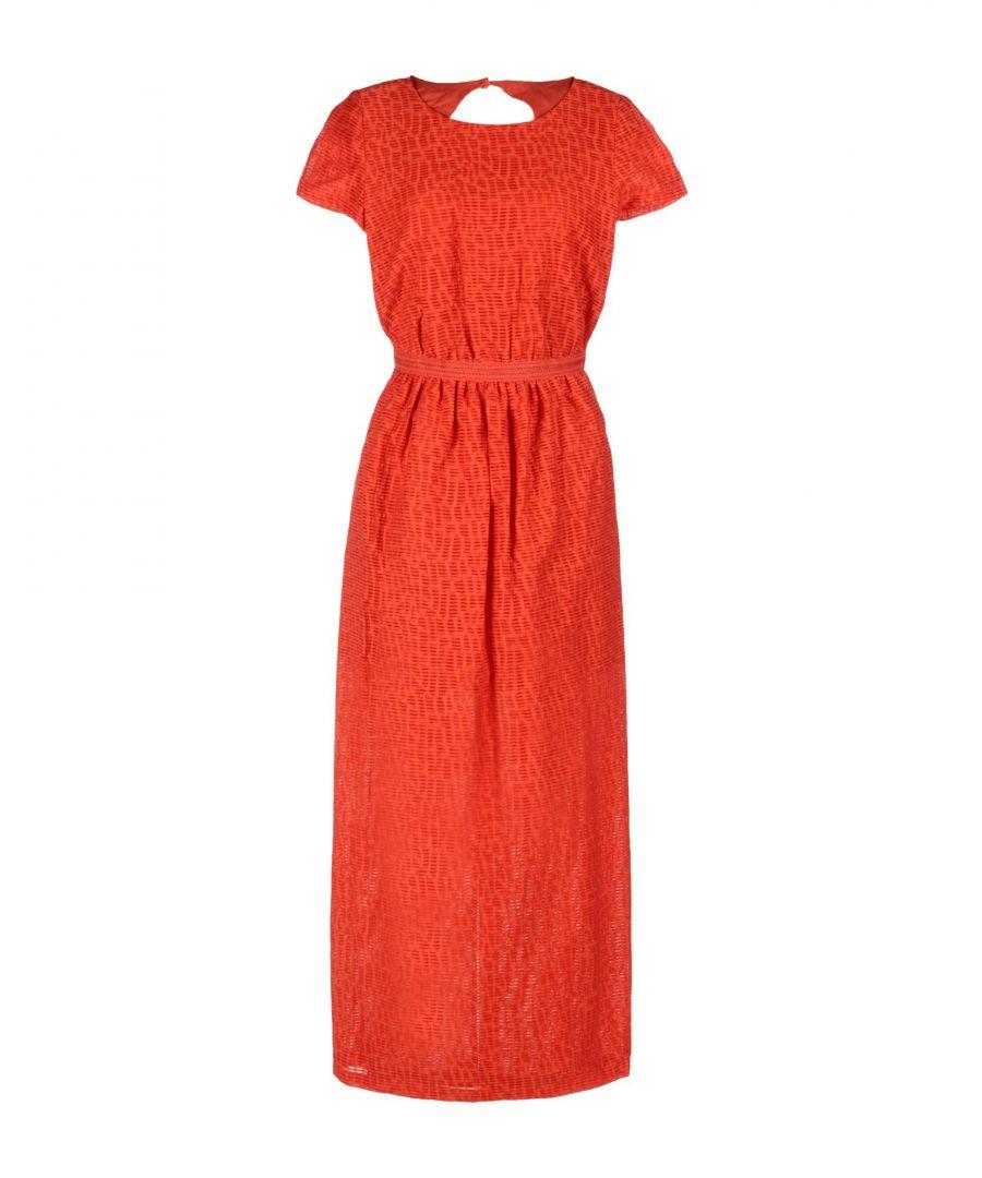 Image for Sessun Orange Cotton Midi Dress