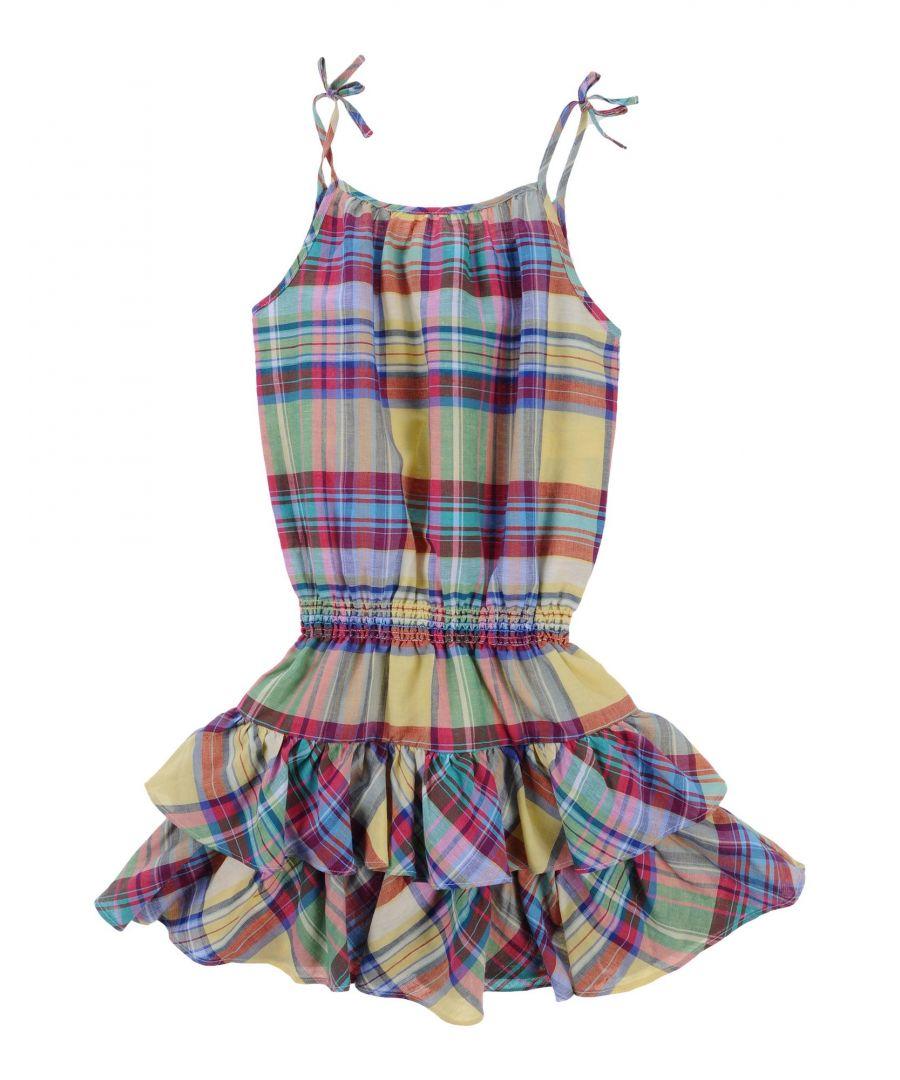 Image for DRESSES Ralph Lauren Green Girl Linen