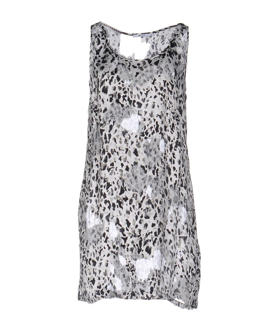 Image for Gas Black Leopard Print Dress
