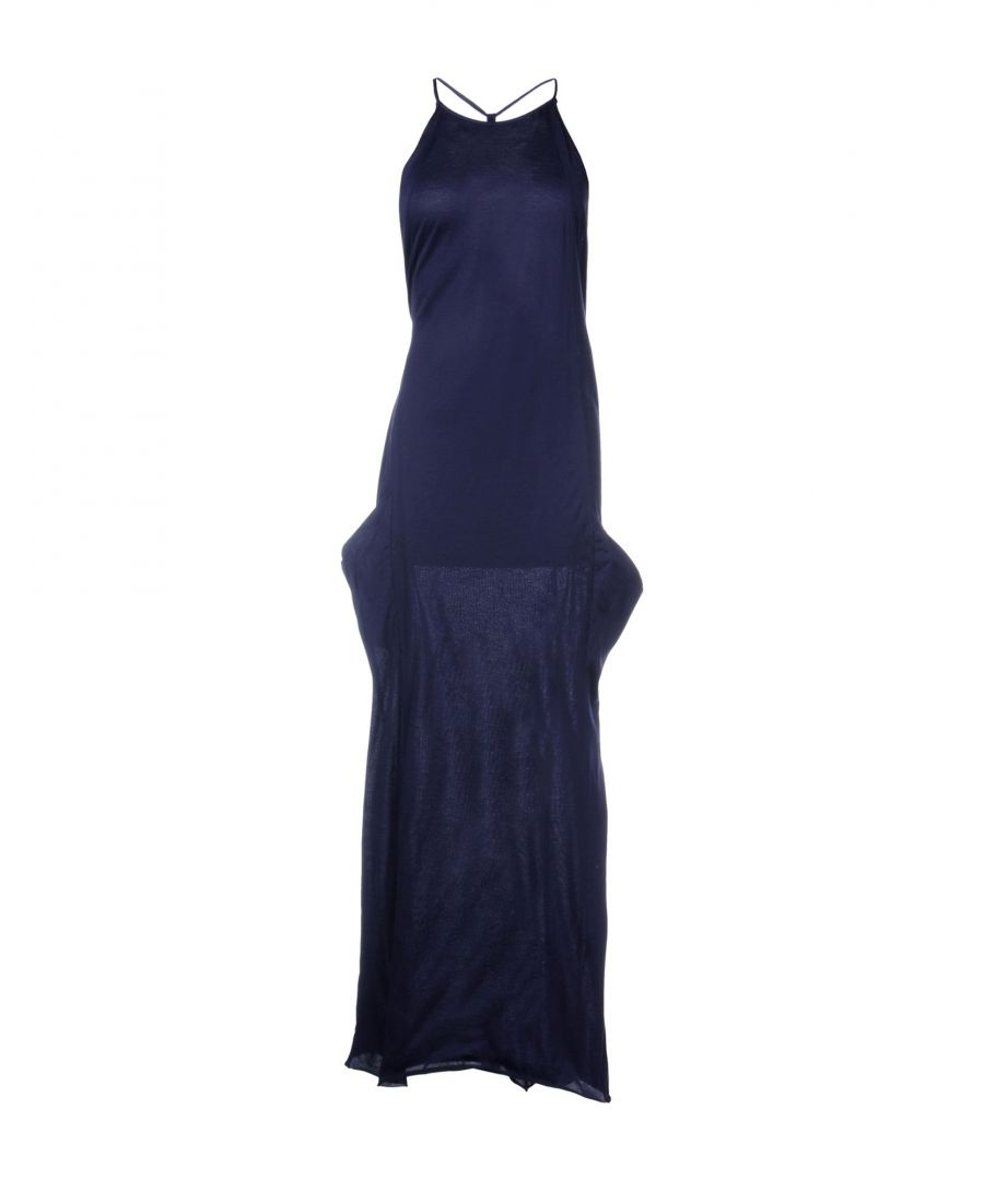 Image for Dress Women's Cycle Dark Blue Cotton