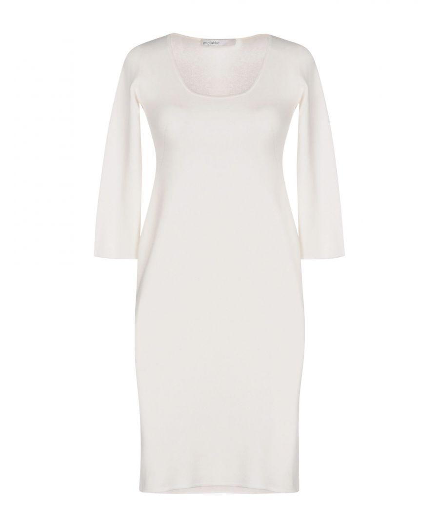Image for DRESSES Gentryportofino White Woman Cotton