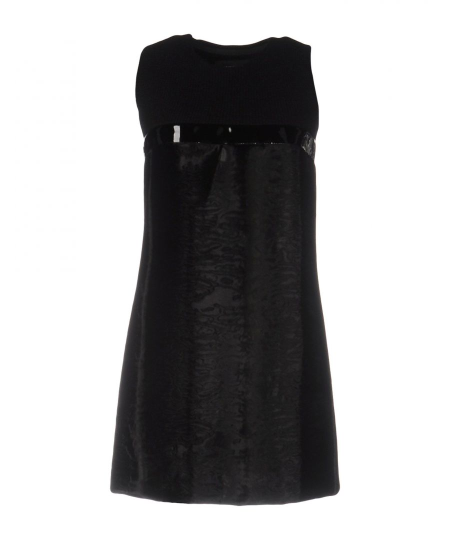 Image for DRESSES Dsquared2 Black Woman Wool
