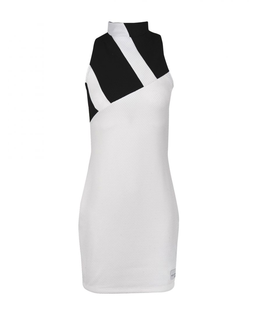 Image for Adidas Originals White Polyester Short dresses