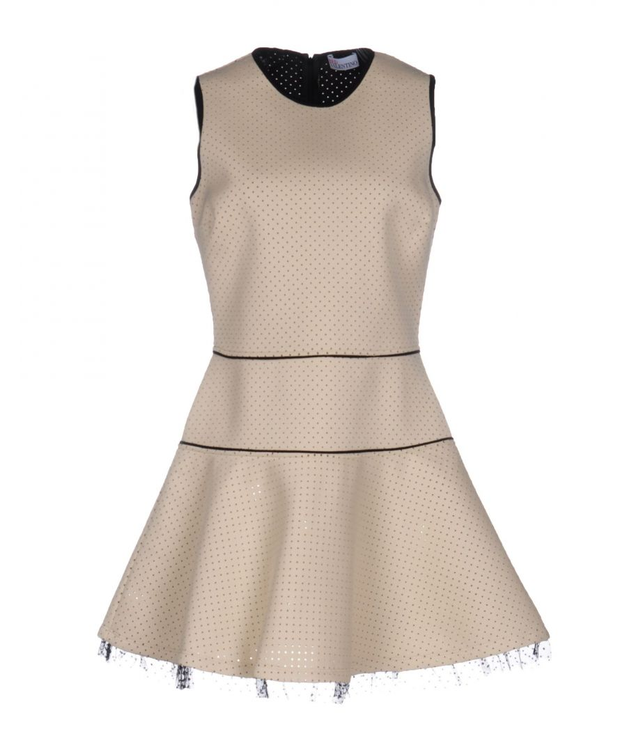 Image for Redvalentino Beige A-Line Dress