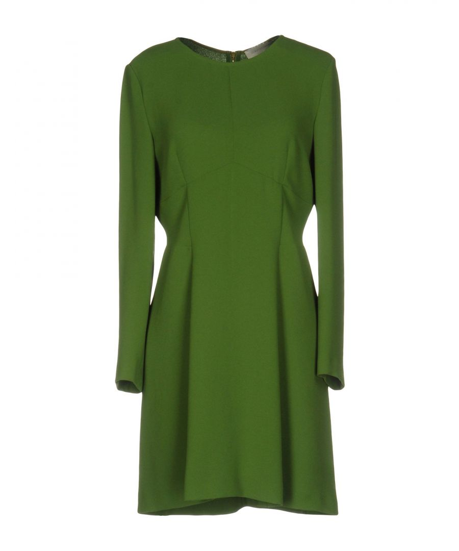 Image for L' Autre Chose Green Long Sleeve Dress