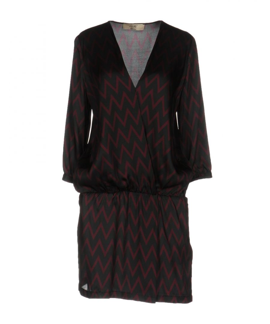 Image for Lucille Maroon Dress