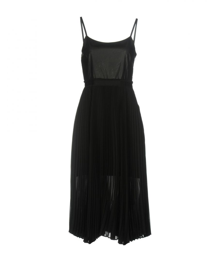 Image for Pinko Black Camisole Dress