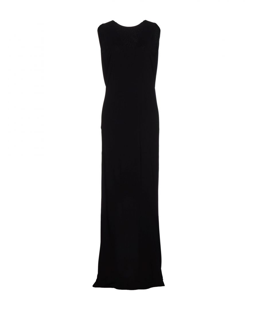 Image for Maison Margiela Black Long Dress